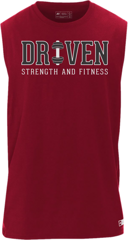 Driven Essential Muscle Tee