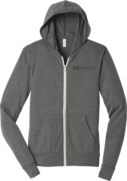 DVFriends Lightweight Zip Hood