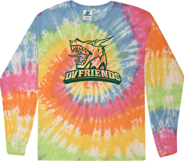DVFriends Long Sleeve Tie-Dye