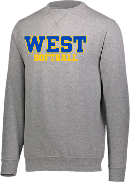 West Softball 2020 Crewneck Sweatshirt