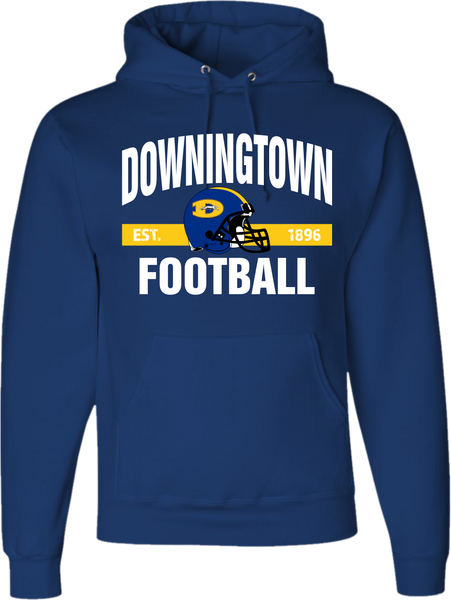 West Football 2020 Pullover Hoodie