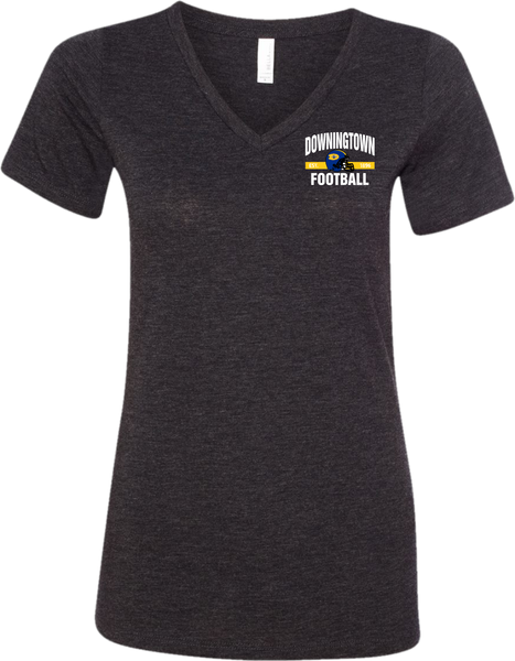 West Football 2020 Ladies Relaxed V-Neck Tee