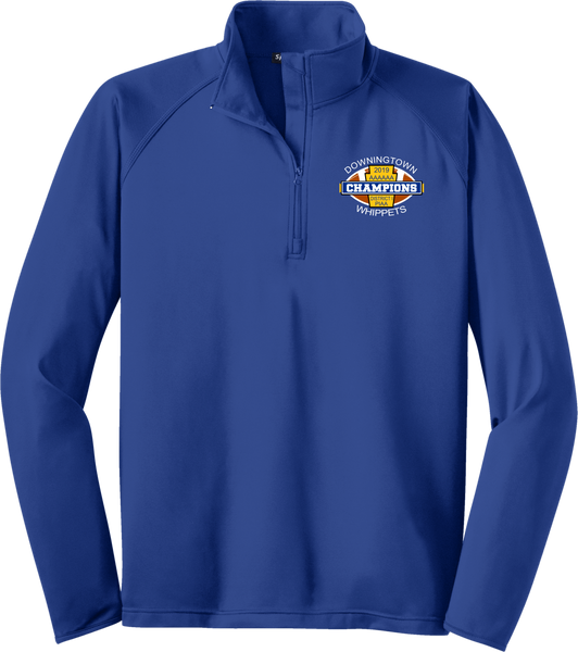 West Football Champs Quarter Zip