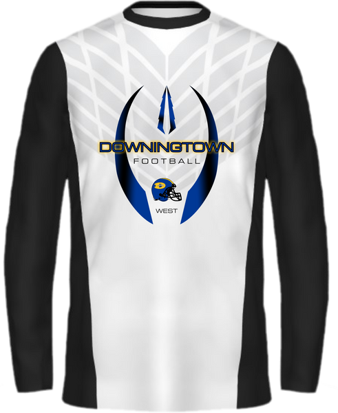 West Football 2021 Custom Long Sleeve Dri-Fit