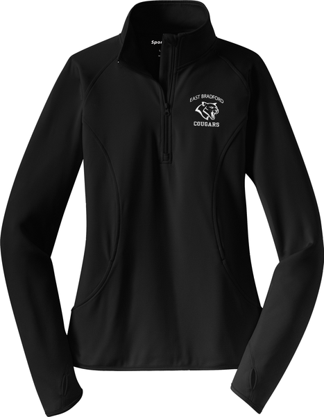 East Bradford Staff Ladies Dri-Fit Quarter-Zip
