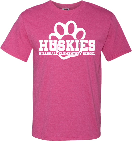 Huskies Heather Tee