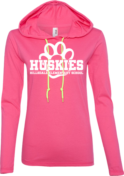 Huskies Lightweight Hooded Tee