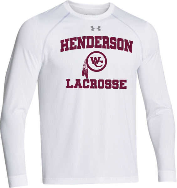 Warriors UA Long Sleeve Dri-Fit