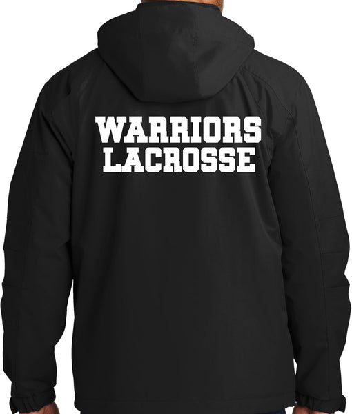 Warriors Lacrosse All Season Jacket