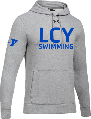 LCY UA Pullover Hood