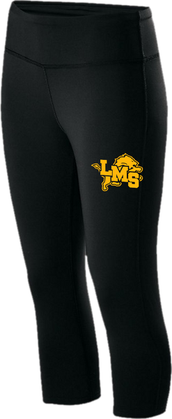 LMS Ladies Dri-Fit Capri