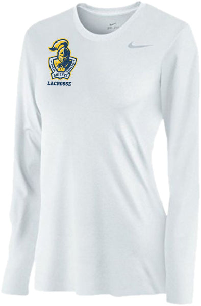 NU18 Knights Women's LS Dri-Fit Tee