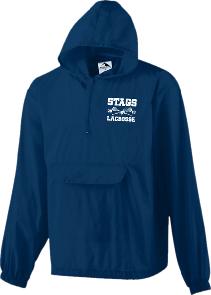 St. Agnes Lacrosse Packable Windbreaker