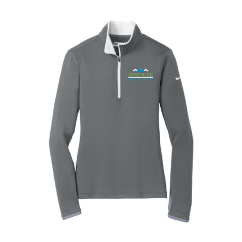 Springer Nike Half Zip- Womens