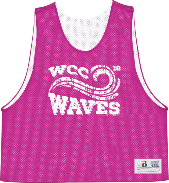 Waves Reversible Pinnie