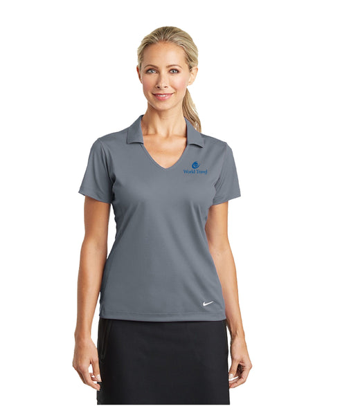 World Travel Ladies Nike Polo