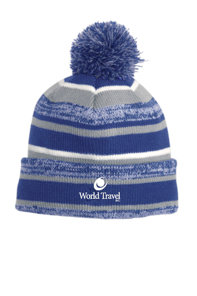 World Travel New Era Beanie- NEW!