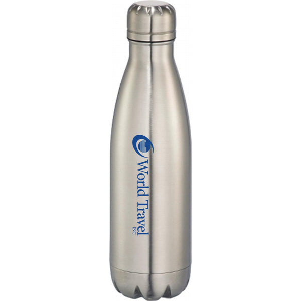 World Travel Water Bottle