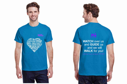 March of Dimes Adult Short Sleeved Cotton T-shirt