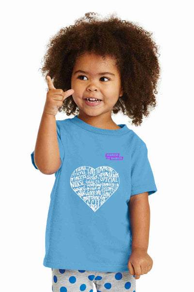 March of Dimes Toddler Tshirt