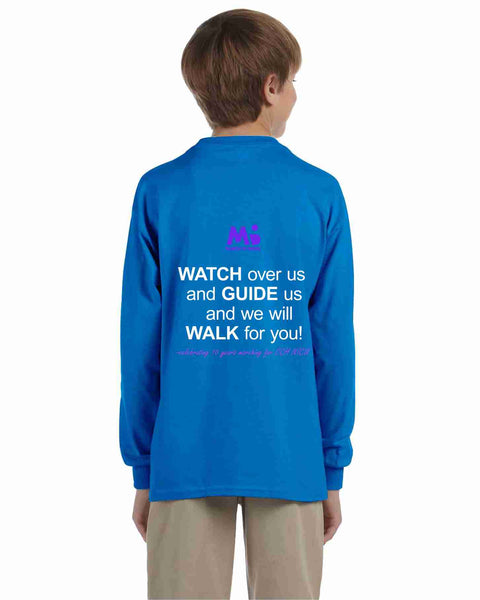 March of Dimes Youth Long Sleeved Shirt