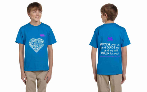 March of Dimes Youth Short Sleeved Shirt