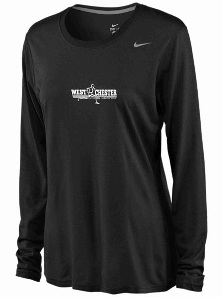 Nike Womens Legend Long Sleeved T-shirt