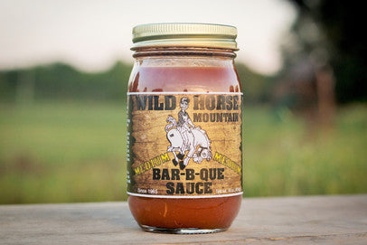 Medium Wild Horse Mountain BBQ Sauce