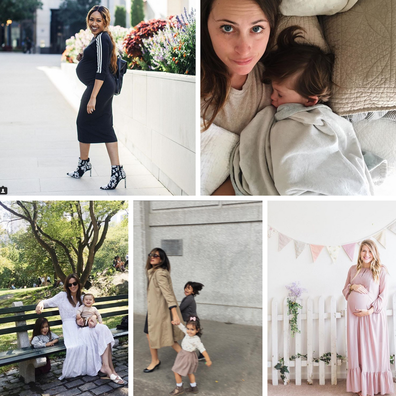 5 Inspiring Moms to Follow on Instagram
