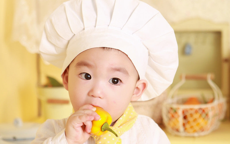 Organic Baby Food Made Easy