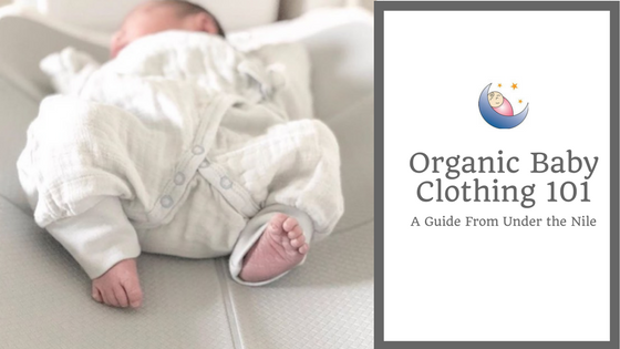 Organic Baby Clothing Care 101