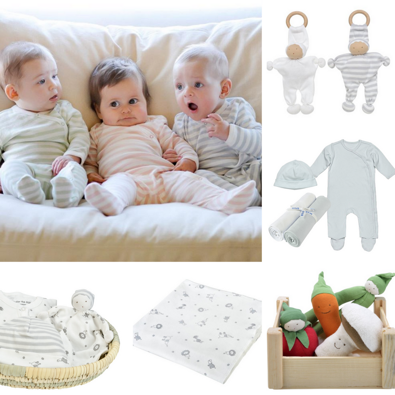 5 Organic & Eco-Friendly Gift Ideas for Baby