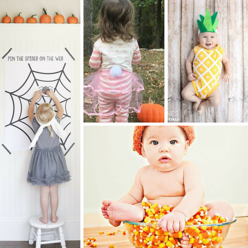 5 Ways to Celebrate Halloween with Babies and Toddlers