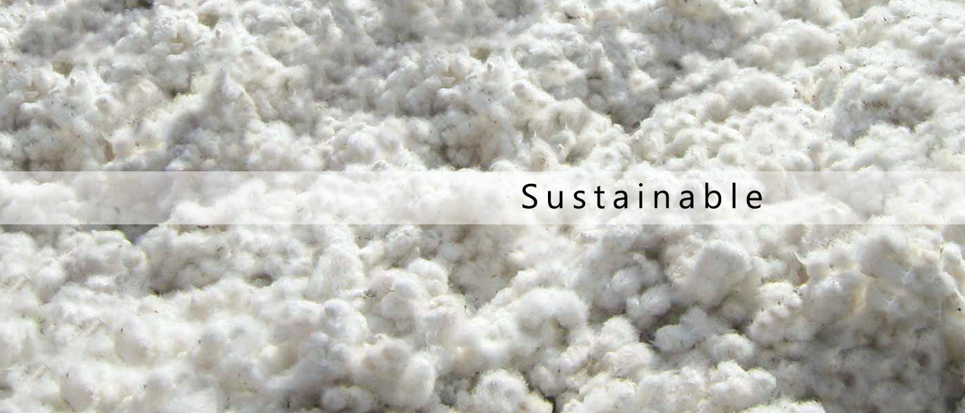 Sustainable Production of Organic Cotton