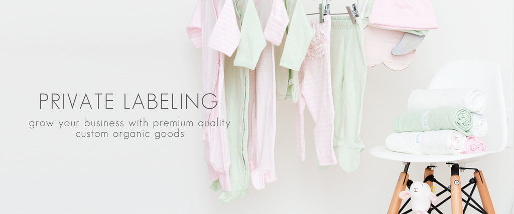private label bamboo clothing private label baby clothes