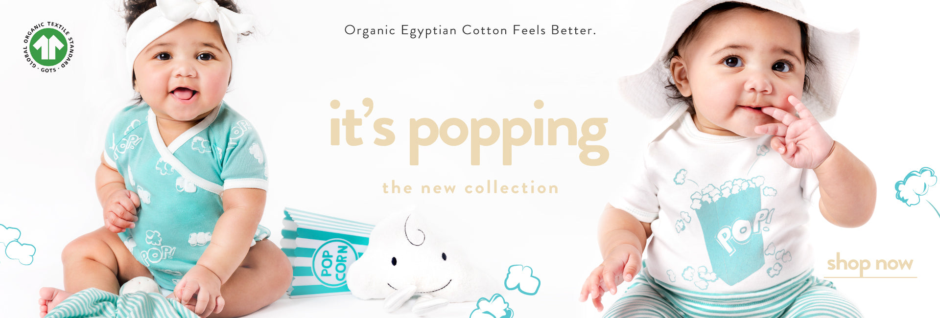 Under The Nile Organic Cotton Baby Clothes Toys Accessories