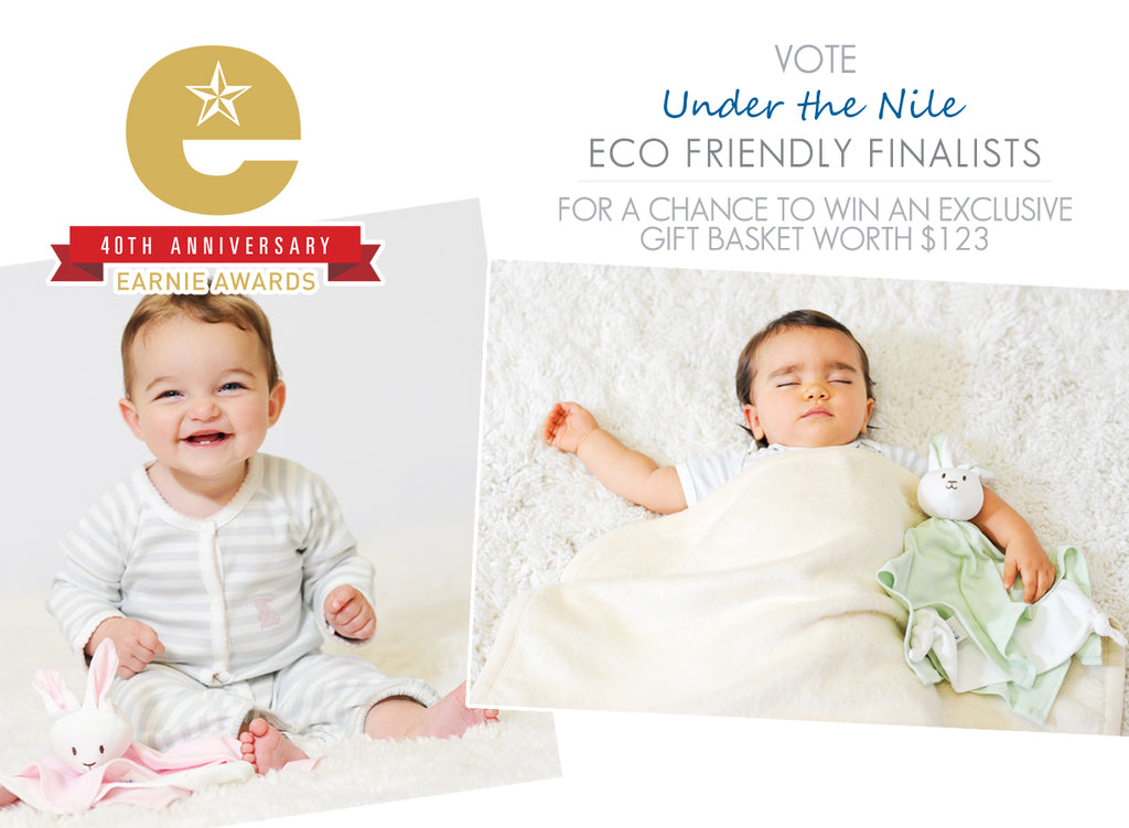 under the nile eco friendly earnie finalists