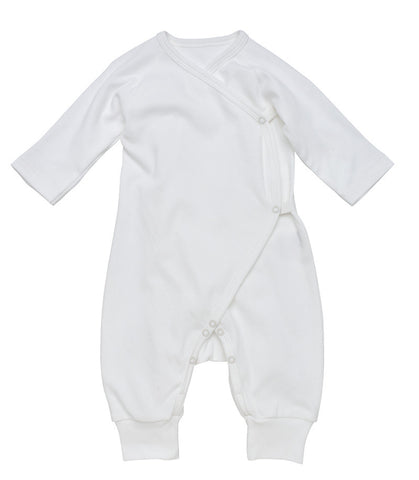 Long Sleeve Lap Shoulder Bodysuit - Twilight Planes