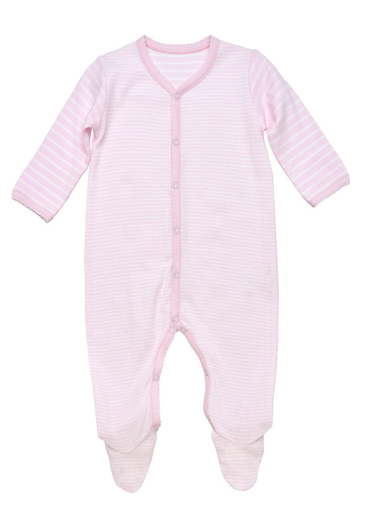 organic-cotton-baby-girl-footie-pink-stripe