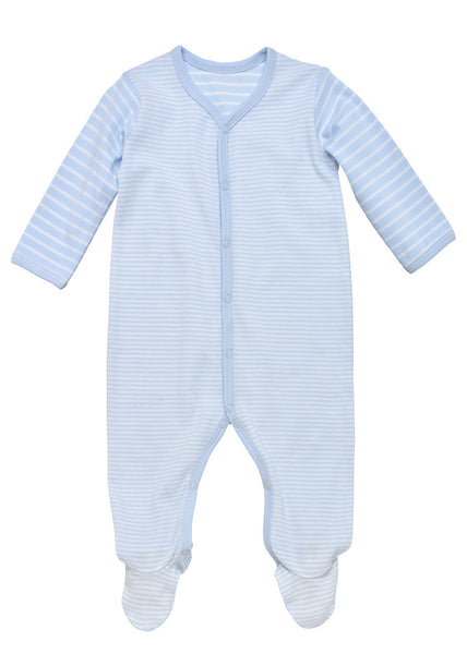 organic-cotton-baby-boy-footie-blue-stripe