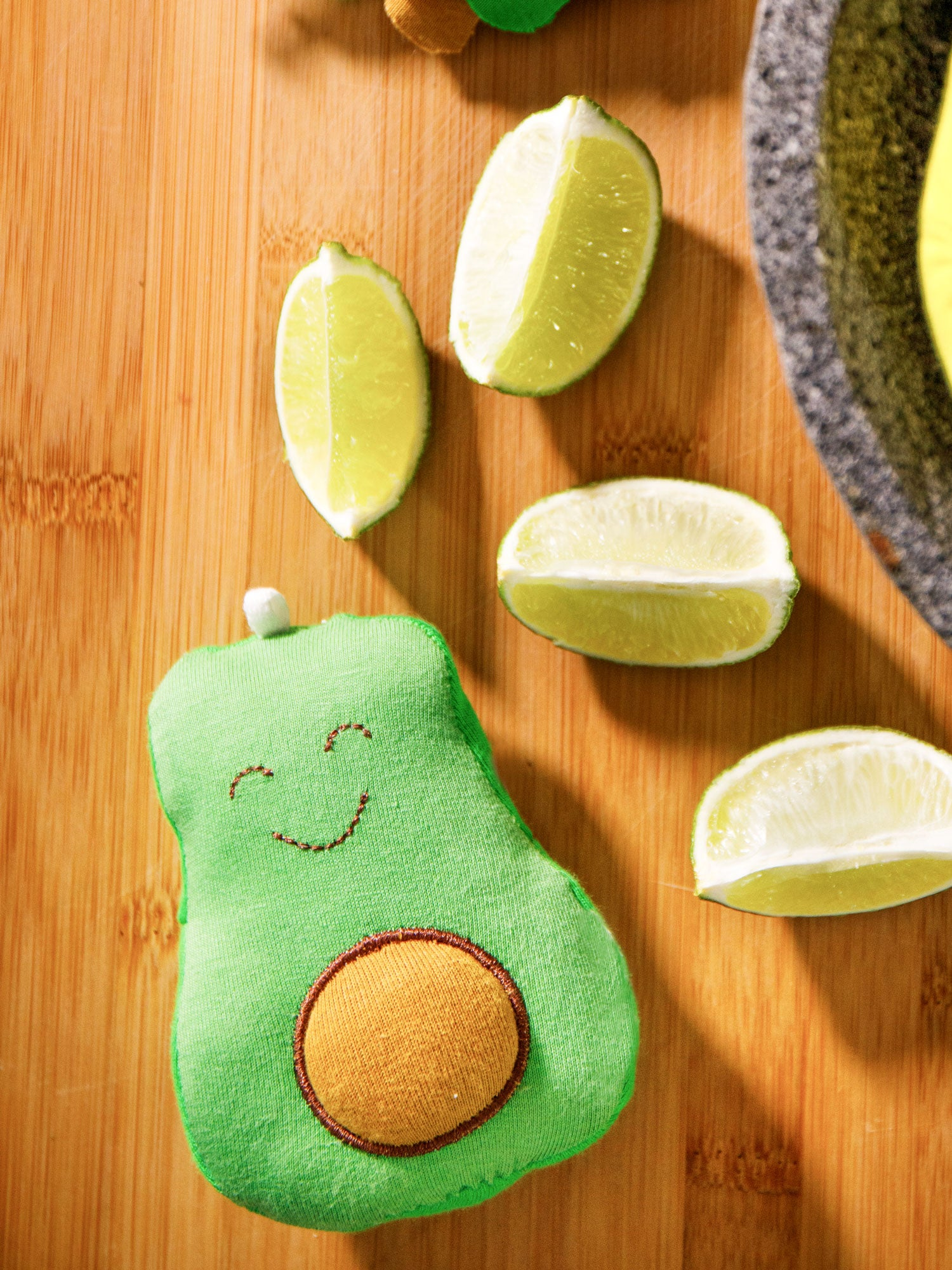Avocado Stuffed Toy