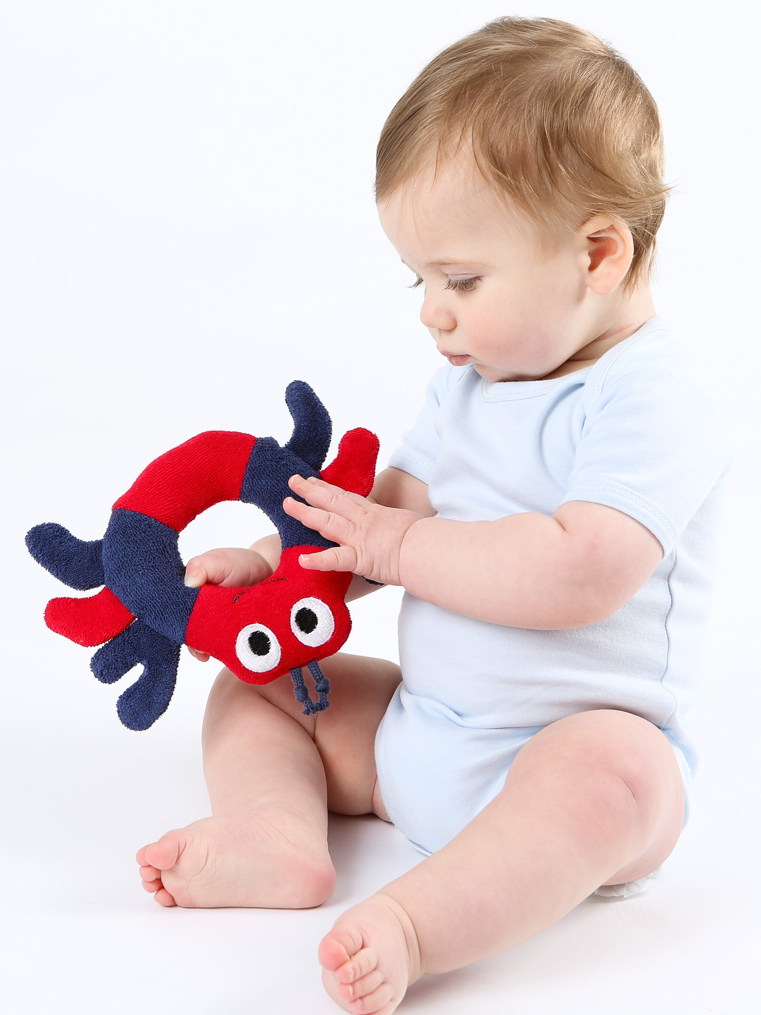 organic-cotton-stuffed-crab-ring-animal-toy
