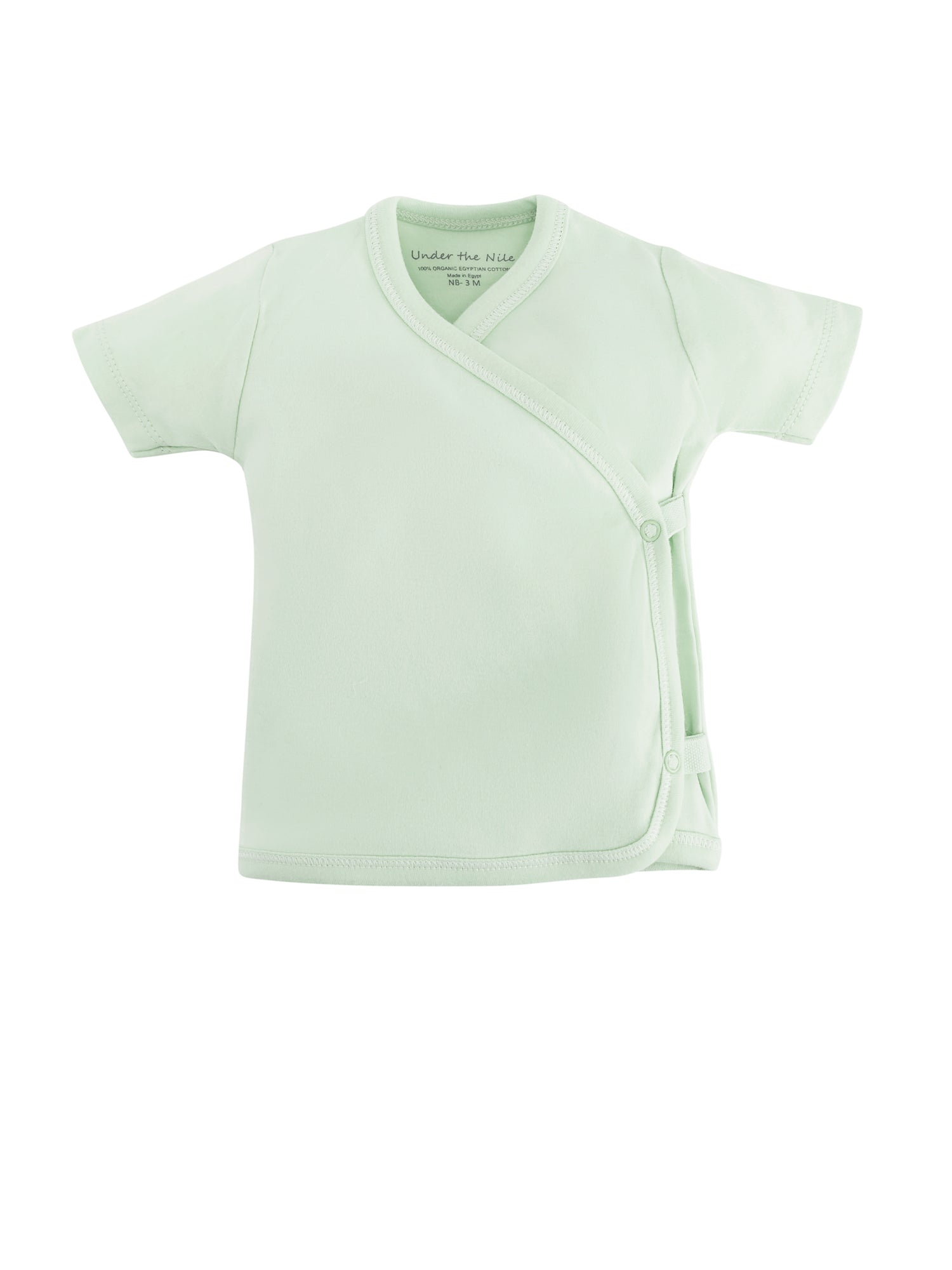 organic-cotton-baby-short-sleeve-side-snap-top-sage-green
