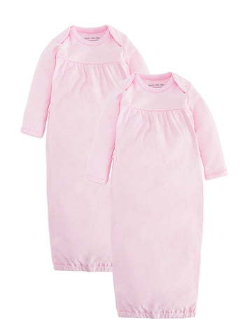 Short Sleeve Bodysuit - Pink Value Pack