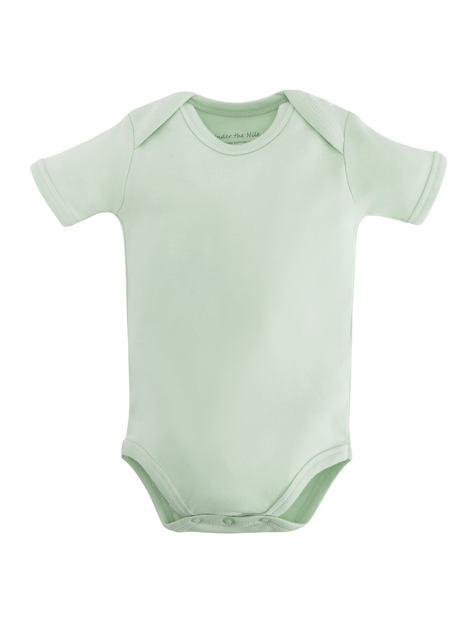 organic-cotton-baby-short-sleeve-bodysuit-onesie-sage-green