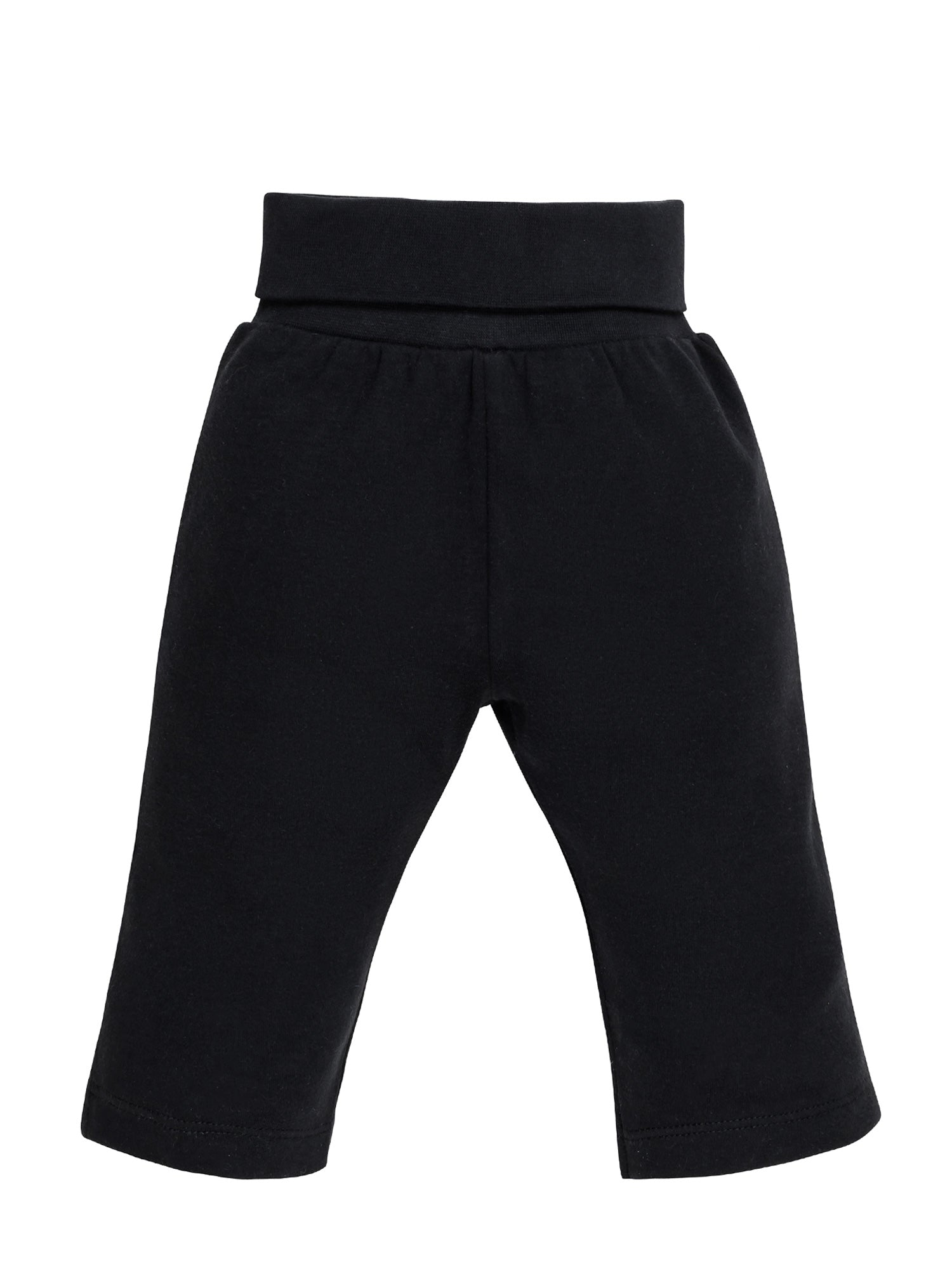 Rolled Waist Pant - Black