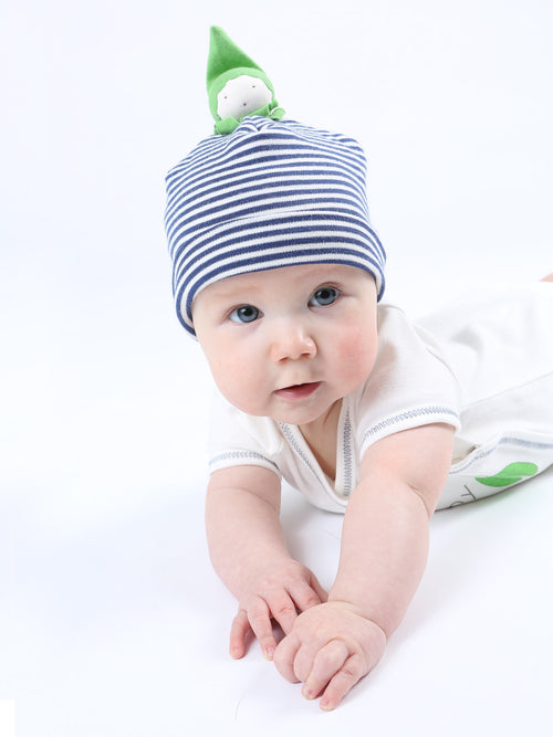 organic-cotton-baby-beanie-green-bean-top