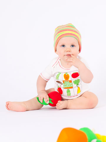 Baby Strawberry Beanie