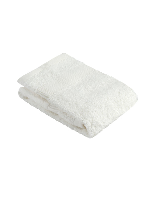 Plush Hand Towel - Off-White