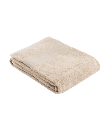 Plush Bath Towel- Green Slate
